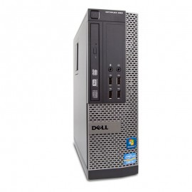 Dell Optiplex 990 SFF Core i5 2400 3,1 Ghz  8 Gb 320 Gb  Regrab. DVD  Win 10 Pro