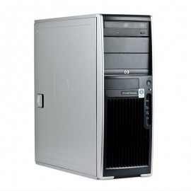 HP XW4600 Q9450 Quad Core 2,66 GHz. 4GB 500 GB SATA nVIDIA GeForce 7950 GT Win XP