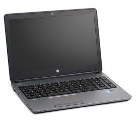 "Hp ProBook 650 G1  Core i5 4300M 2,6 GHz. 8 GB 128 GB SSD + 500 GB 15,6""  P. Serie Wifi BT Win 10 Pro"