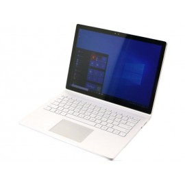 "Microsoft Surface Book  Intel Core i7-6600U  2.6GHz  16GB  512GB  13.5"", Plata  Windows 10 Pro"