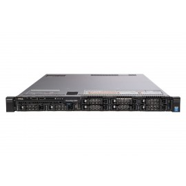 Dell PowerEdge R630 Bipro Xeon 14 Cores E5-2680 v4 2.40GHz. 64 GB 2 x 100 GB SSD 2 Psu Win Server 2019 STD 24 Cores