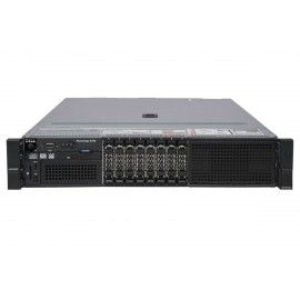 Dell PowerEdge R720 Bipro Xeon Six-Core E5-2620 0  2.00GHz.  64GB  8 x 300 GB SAS  2 Psu  2U